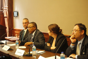 "Senate Human Rights Caucus briefing: ""The Crisis in Sudan: Prospects for Justice and Peace."""