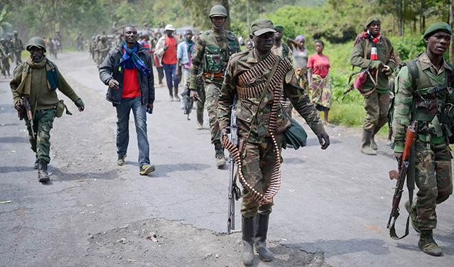 Daily Beast Op-ed: How Congo Defeated the M23 Rebels