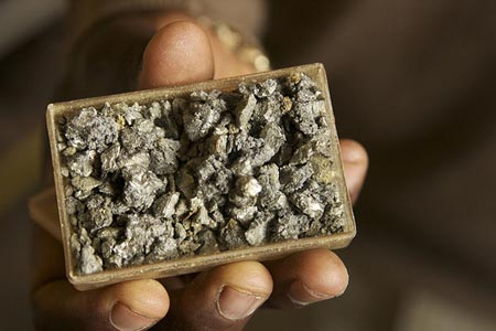 From Mine to Mobile Phone: The Conflict Minerals Supply Chain