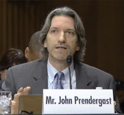 John Prendergast Testifies for Congo at the Senate Foreign Relations Subcommittee on African Affairs