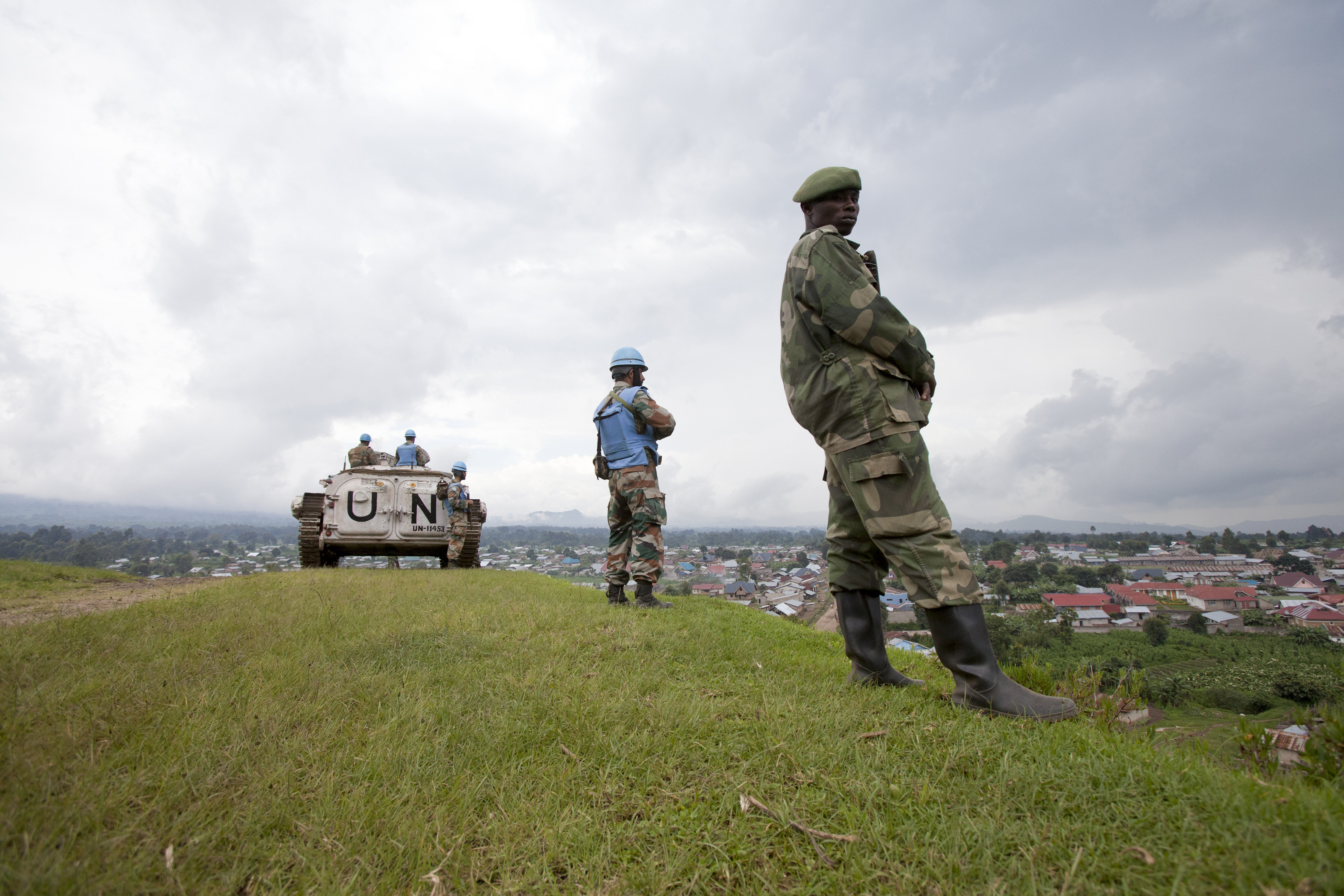 Congo Security Update: M23, the United Nations, and the U.S. Government in the Kivus
