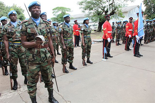 New Enough Brief: Improving MONUSCO's Ability to Protect Civilians