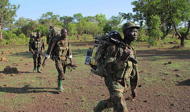 Report: CAR, South Sudan Turmoil Challenge Counter-LRA Mission