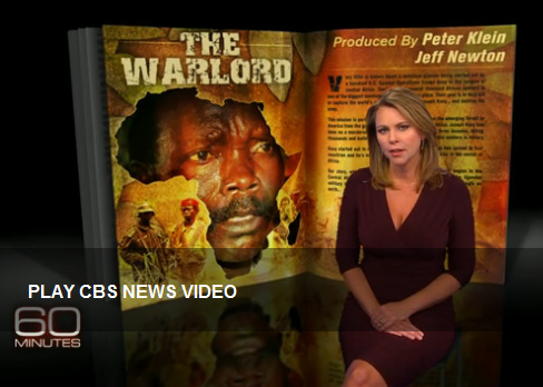 '60 Minutes' Documents Successes and Challenges of Anti-LRA Operations