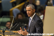 In Remarks at UNGA, President Obama Highlights Issue of Corruption