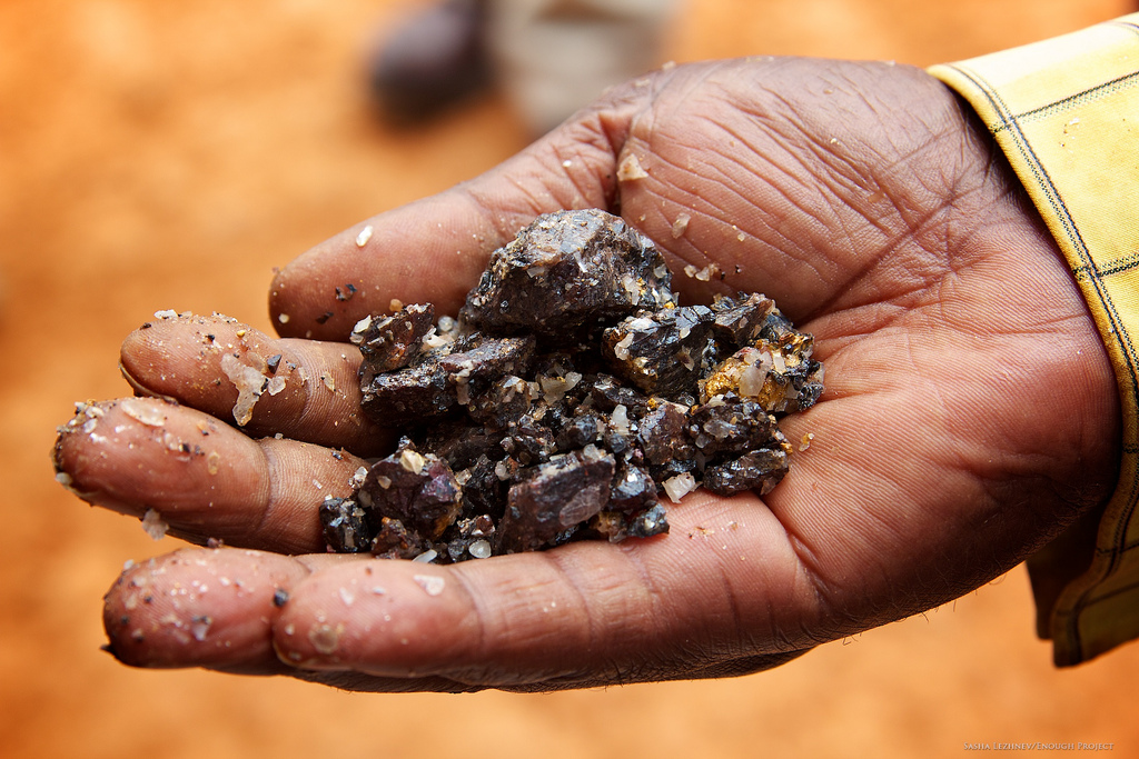 Game Over?: Nintendo Bends to Activists' Pressure on Conflict Minerals