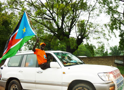 South Sudan Capital Marks Six Months to Referendum