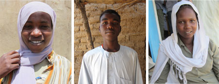 Meet Seven Stand-Out Darfuri Students from Goz Amer Refugee Camp