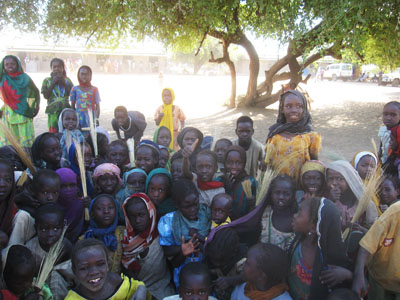 Darfur Dream Team Sister Schools Program Expands to Goz Amer Camp