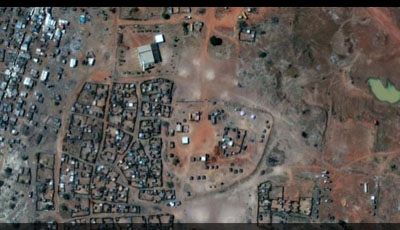 The Promise of Peace and the Power of Satellite Imagery