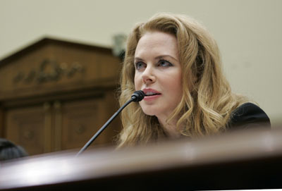 Nicole Kidman to Congress: Impunity Stokes Sexual Violence