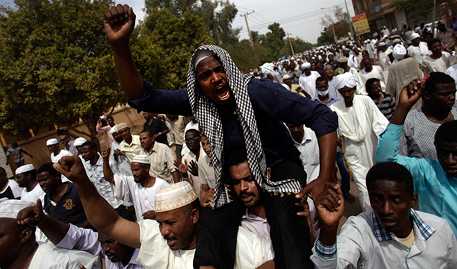 Sudan Tribune Op-ed: Sudanese recreate the spirit of the first revolution in Sudan
