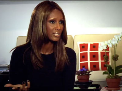 Exclusive: An Intimate Interview with Supermodel and Activist Iman