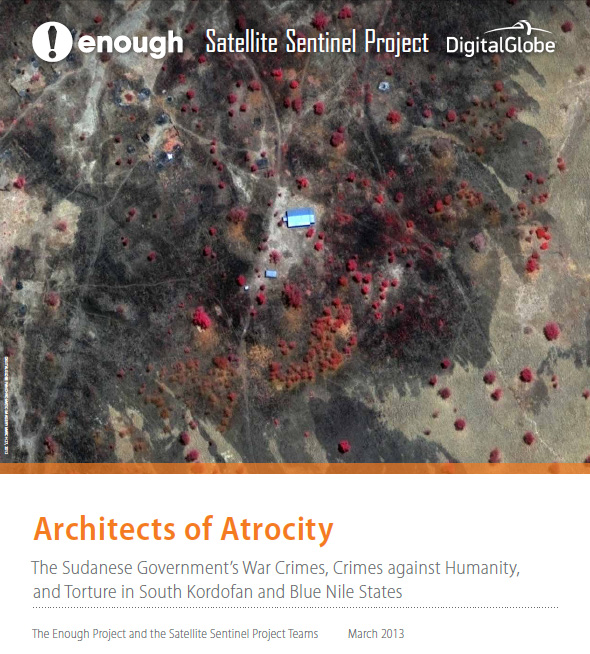 Two Years of Satellite Evidence of the Sudanese Government's War Crimes, Crimes against Humanity, and Torture