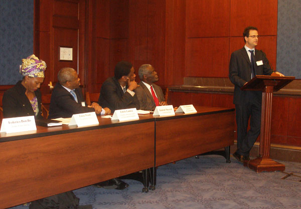 Congo Diaspora Meets at U.S. Capitol to Call for Strong Democratic Institutions, End to Impunity