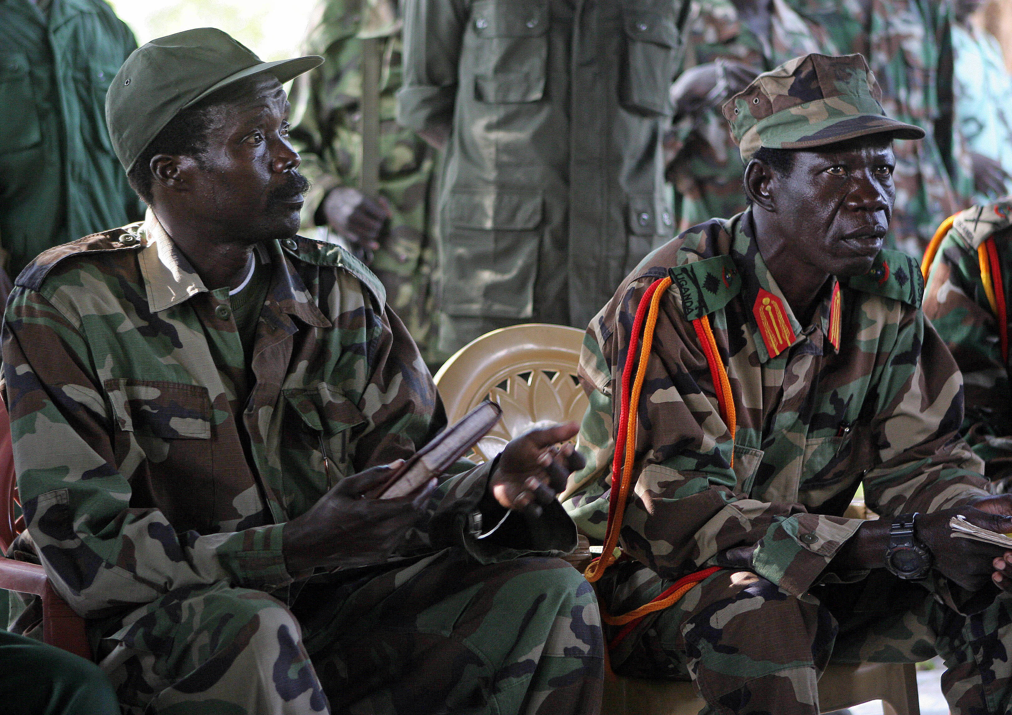 RealClearWorld Op-ed: How to Crumble Kony's Rebel Group From Within