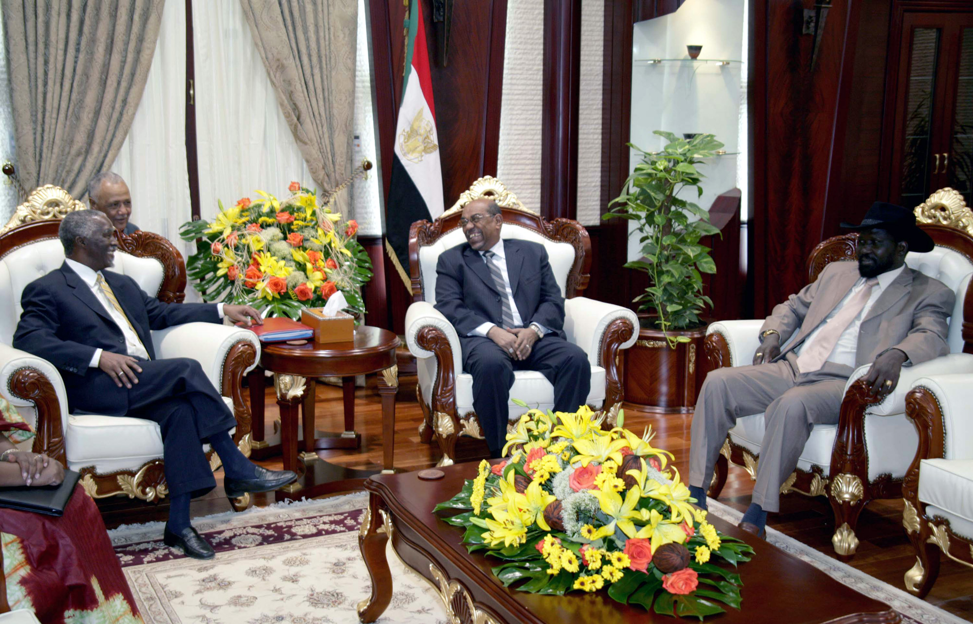 Sudan Report: Ongoing Negotiations between the Two Sudans
