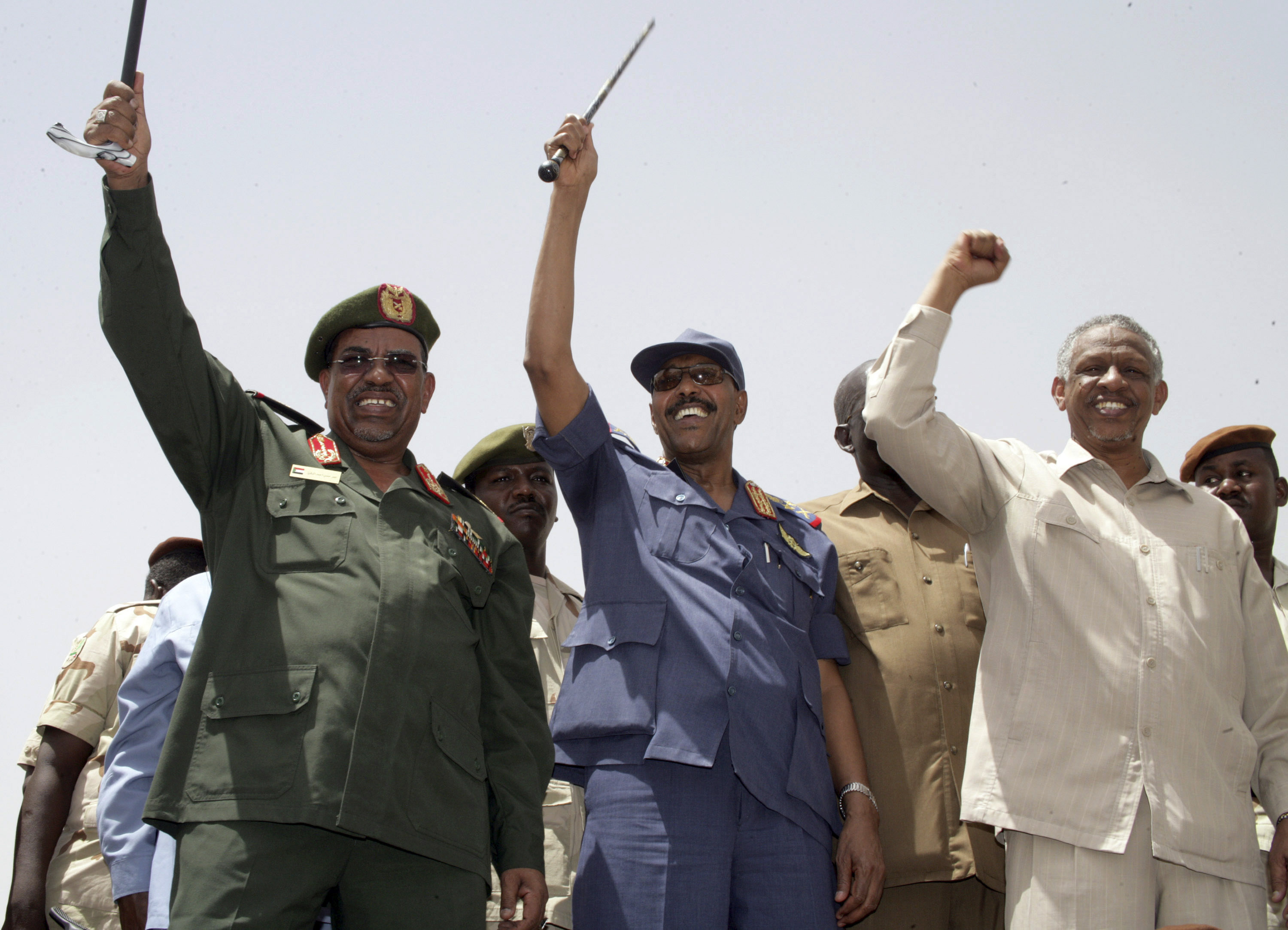 Bashir Names New Cabinet, Keeps Suspected War Criminal Hussein as Defense Minister