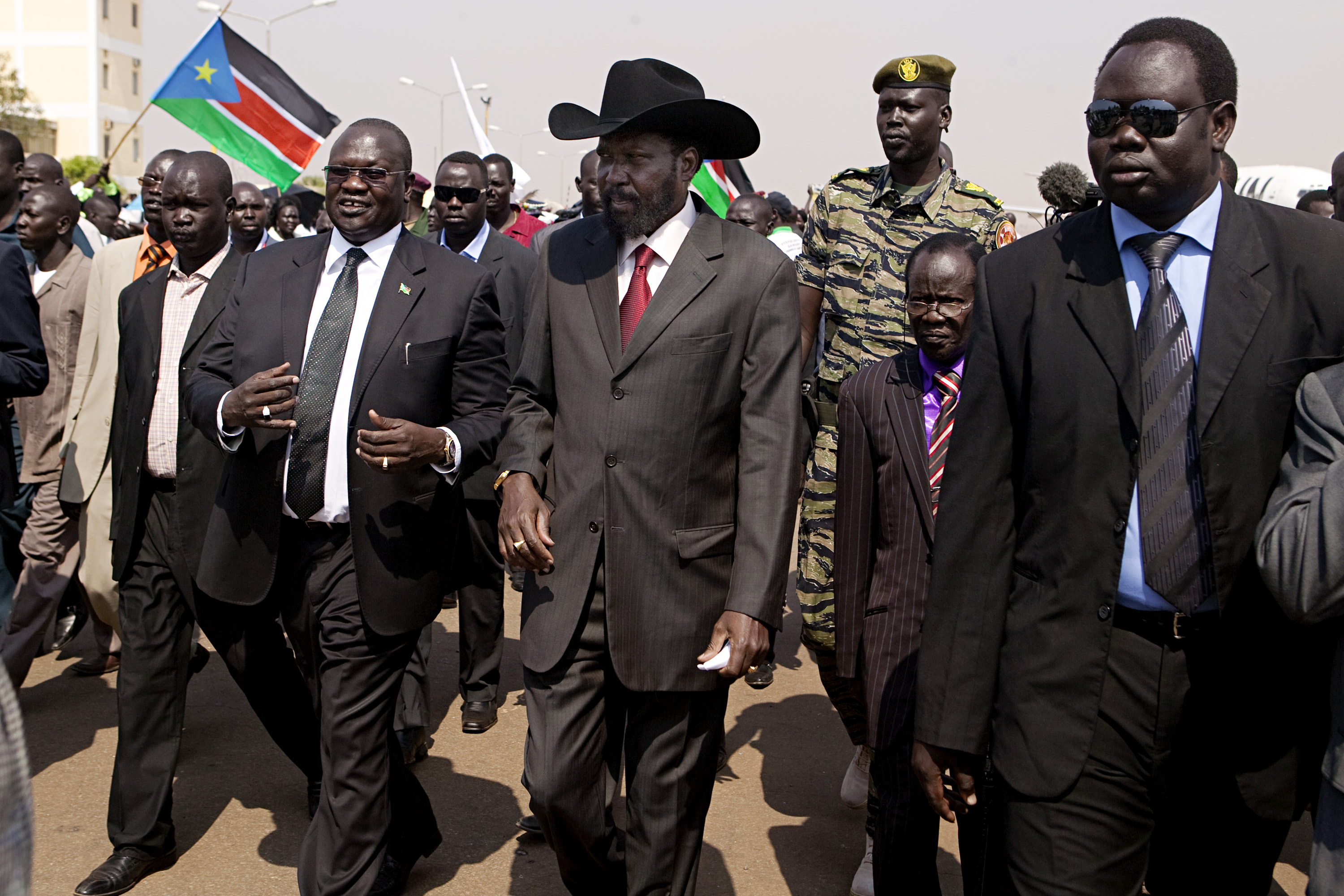 7 Things You Need to Know About South Sudan's Government Crisis