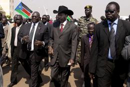 Al Jazeera America Op-ed: South Sudan's Salva Kiir needs to put his black hat back on
