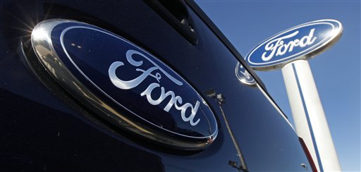 Ford Sustainability Report 2013/2014 - A Step in the Right Direction