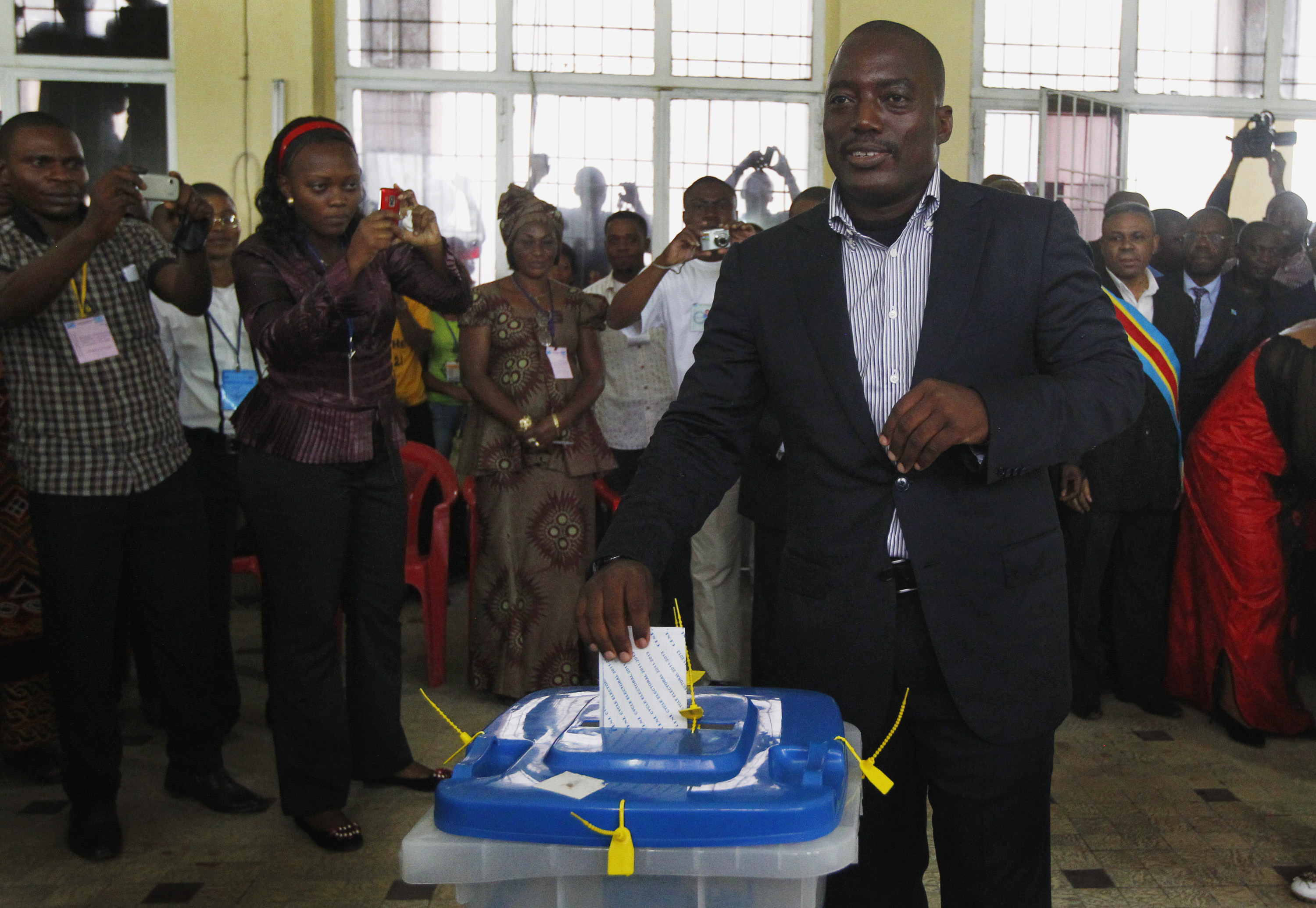 A First For Congo: Local Elections Announced for 2014