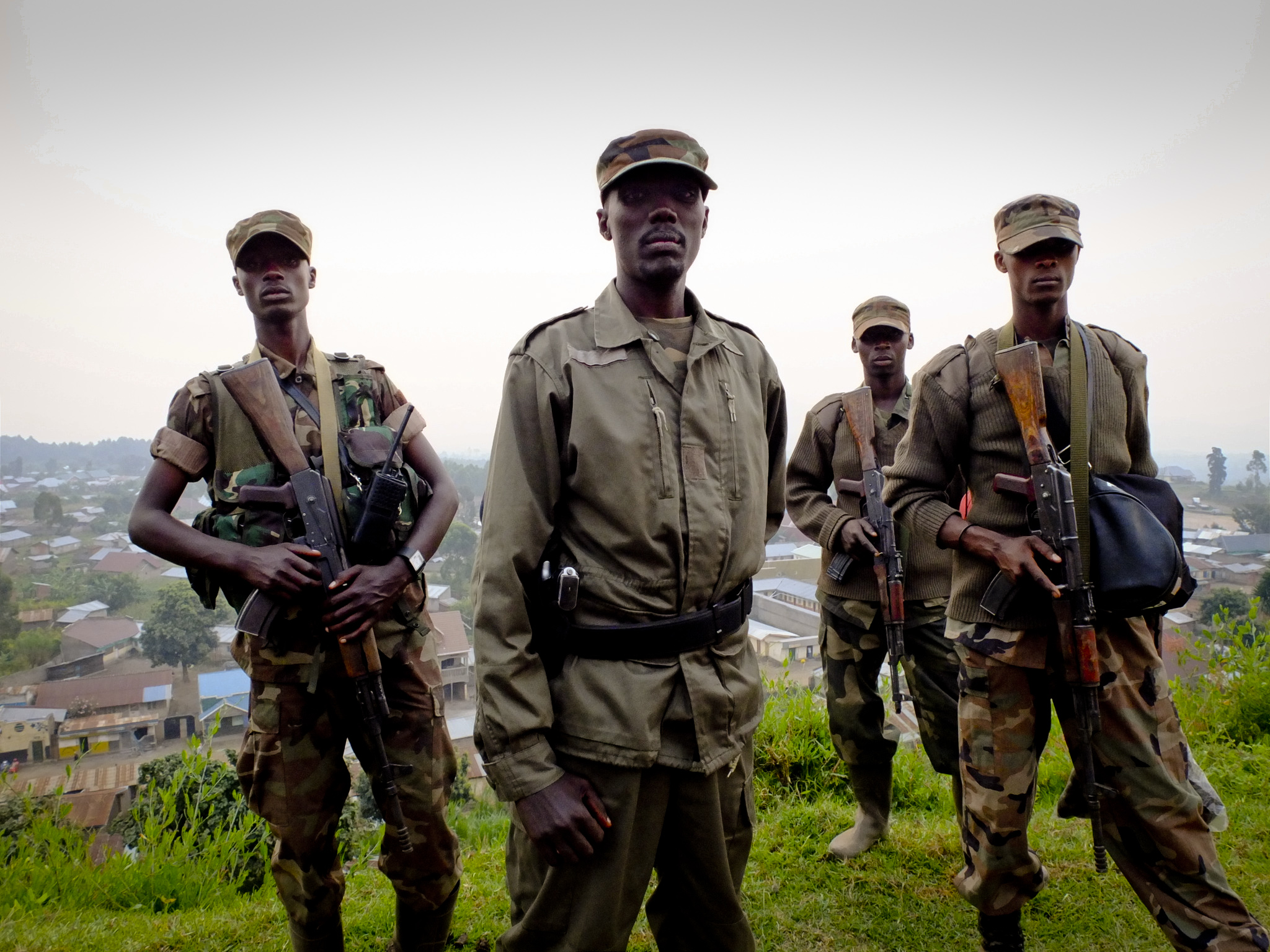 Real Clear World Op-ed: Congo's Most Powerful Rebel Speaks