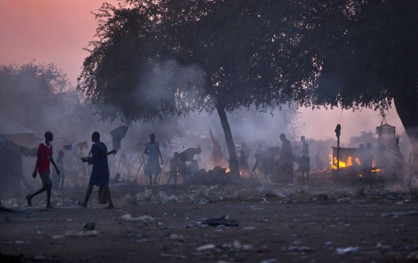 The New York Times' Room for Debate: Preventing Civil War in South Sudan