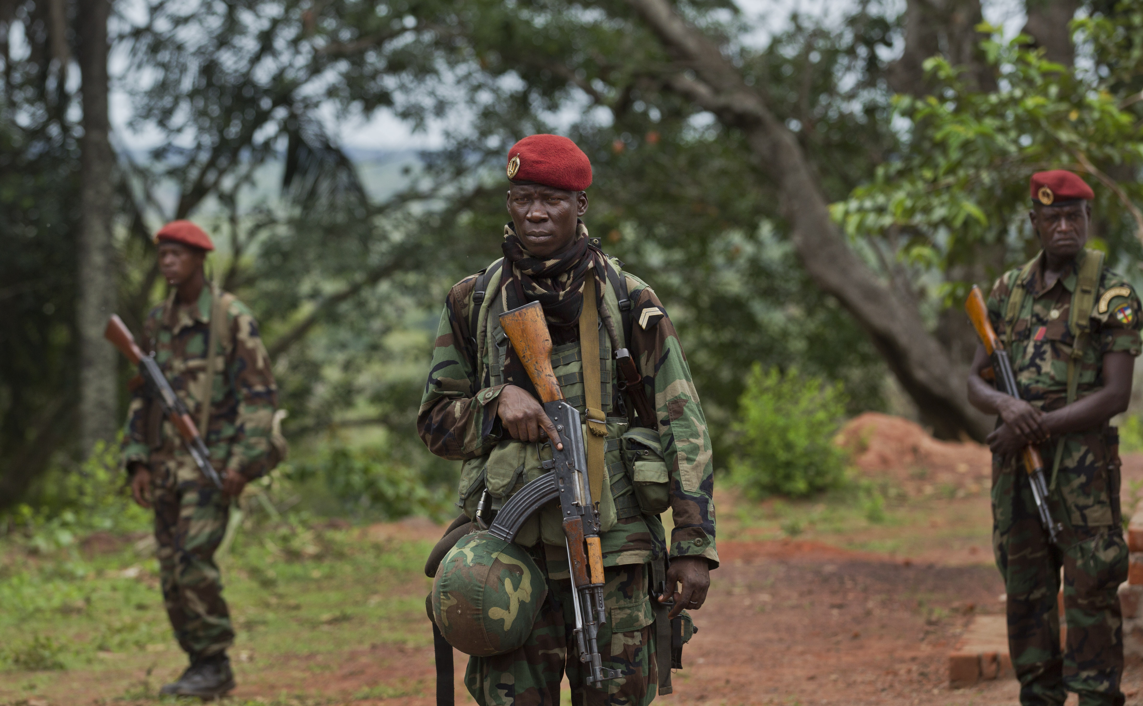 Intelligence Needs in the Hunt for the LRA