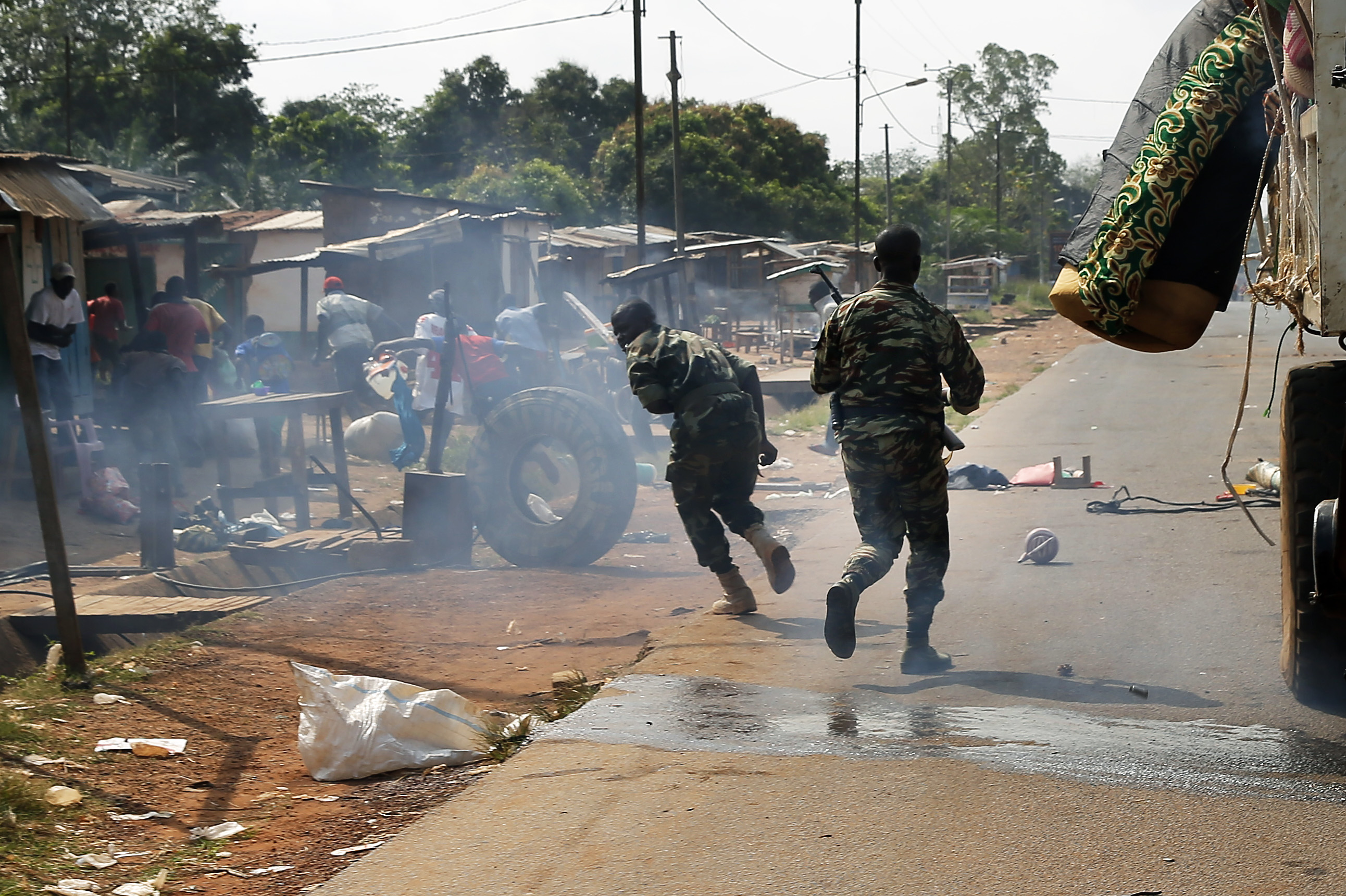 CAR: Violence and killings in capital Bangui threaten fragile peace