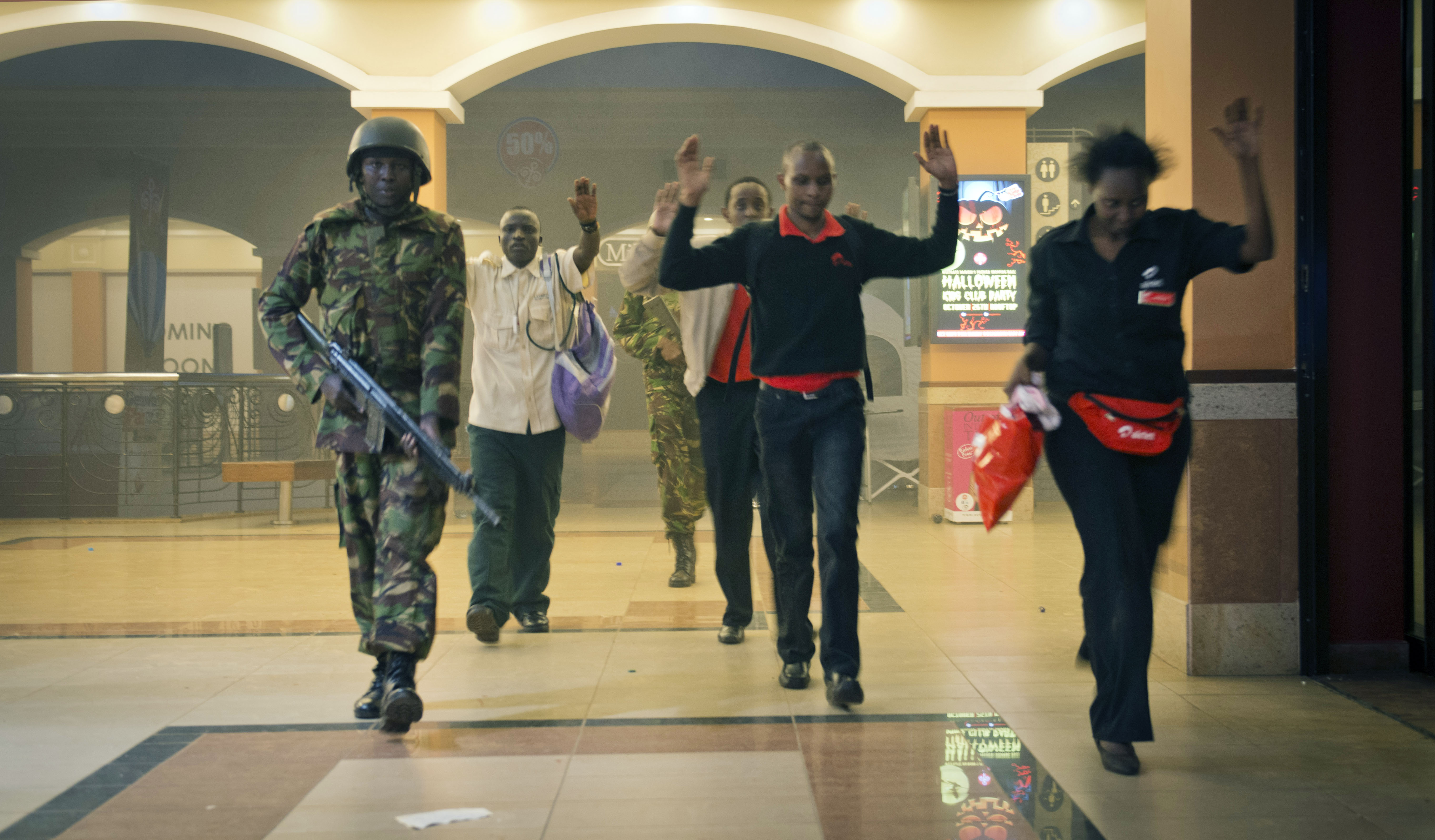 ThinkProgress: Four Questions The Kenyan Government Must Answer About The Mall Attack
