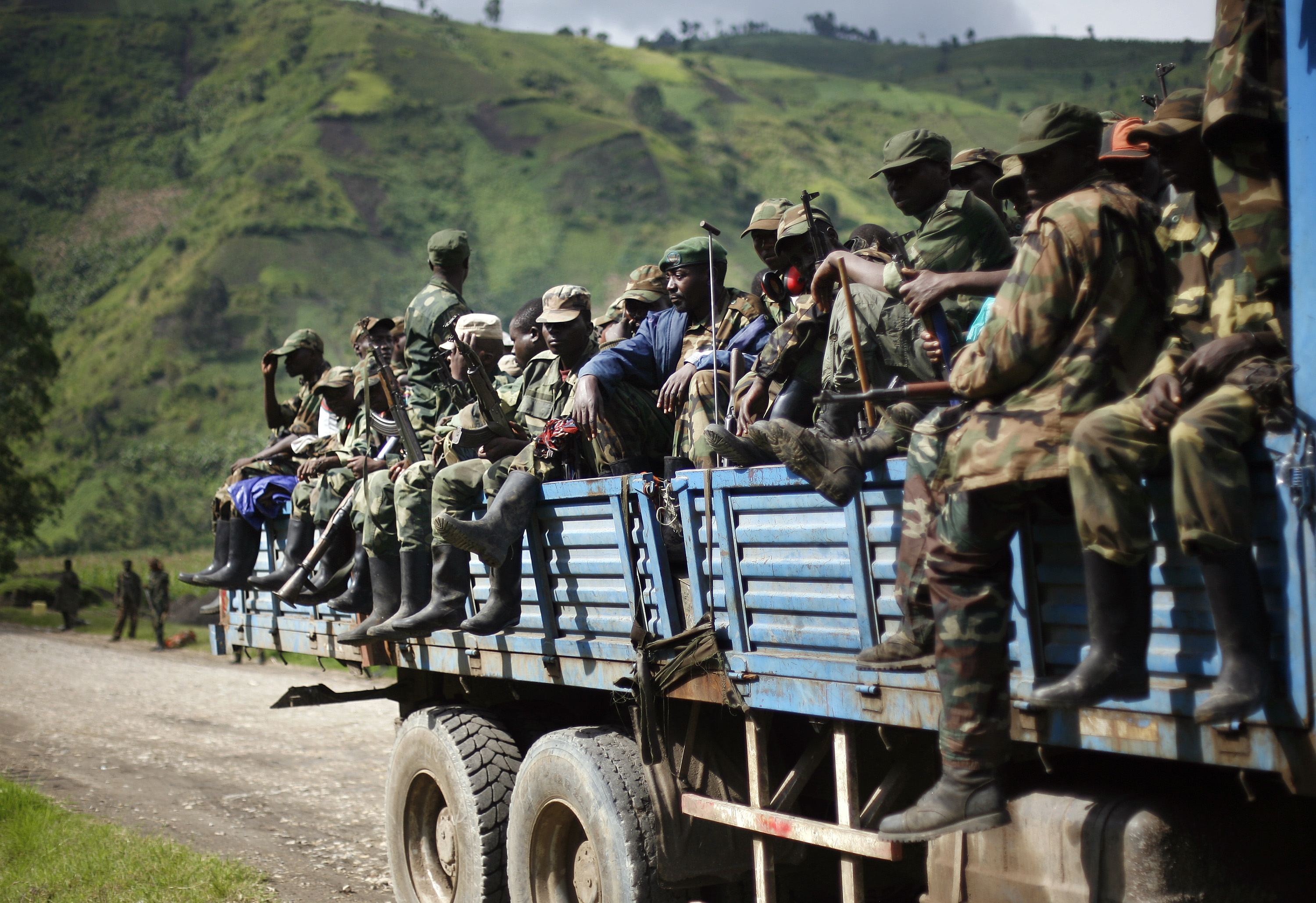 AllAfrica Op-ed: New Urgency to Talks With M23 Rebels