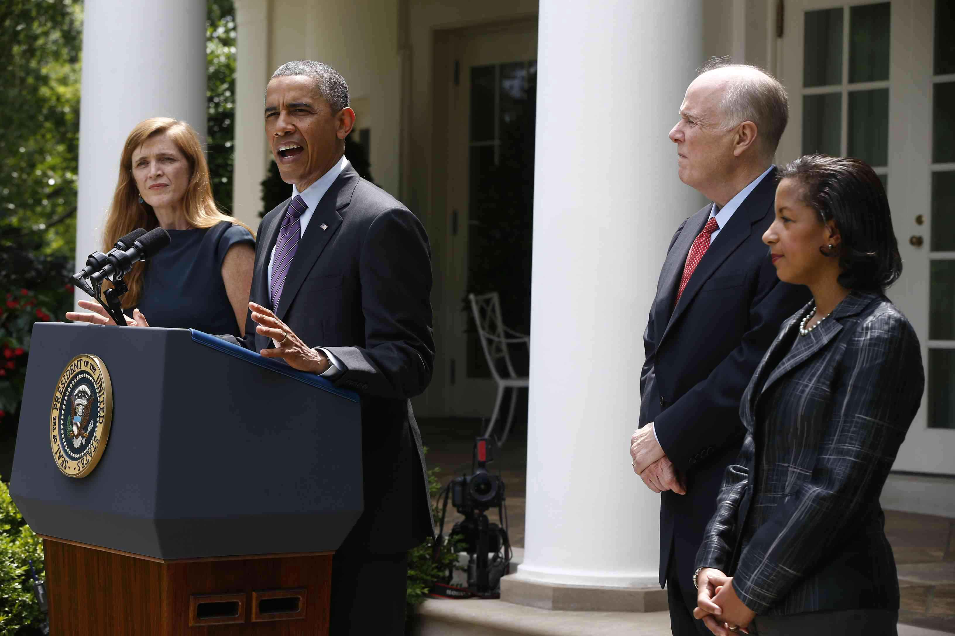 Enough Project Applauds President's Promotions of Susan Rice and Samantha Power