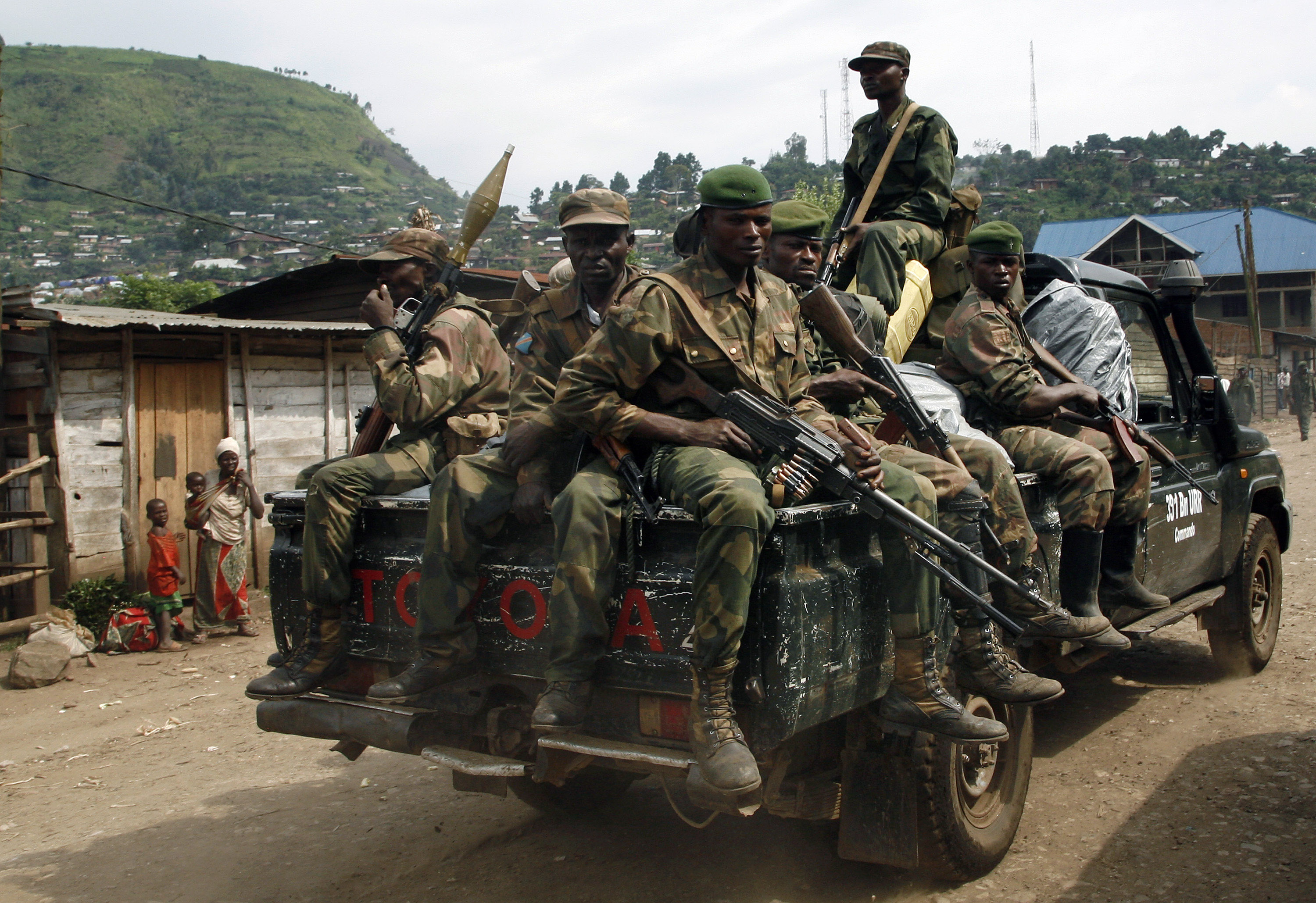 Stars and Stripes Op-ed: More U.S. can do to reform Congolese military