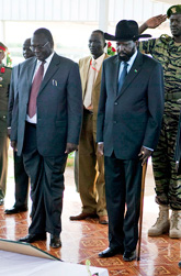 Spoils of War, Spoilers of Peace: Changing the Calculus of South Sudan's Deadly Conflict