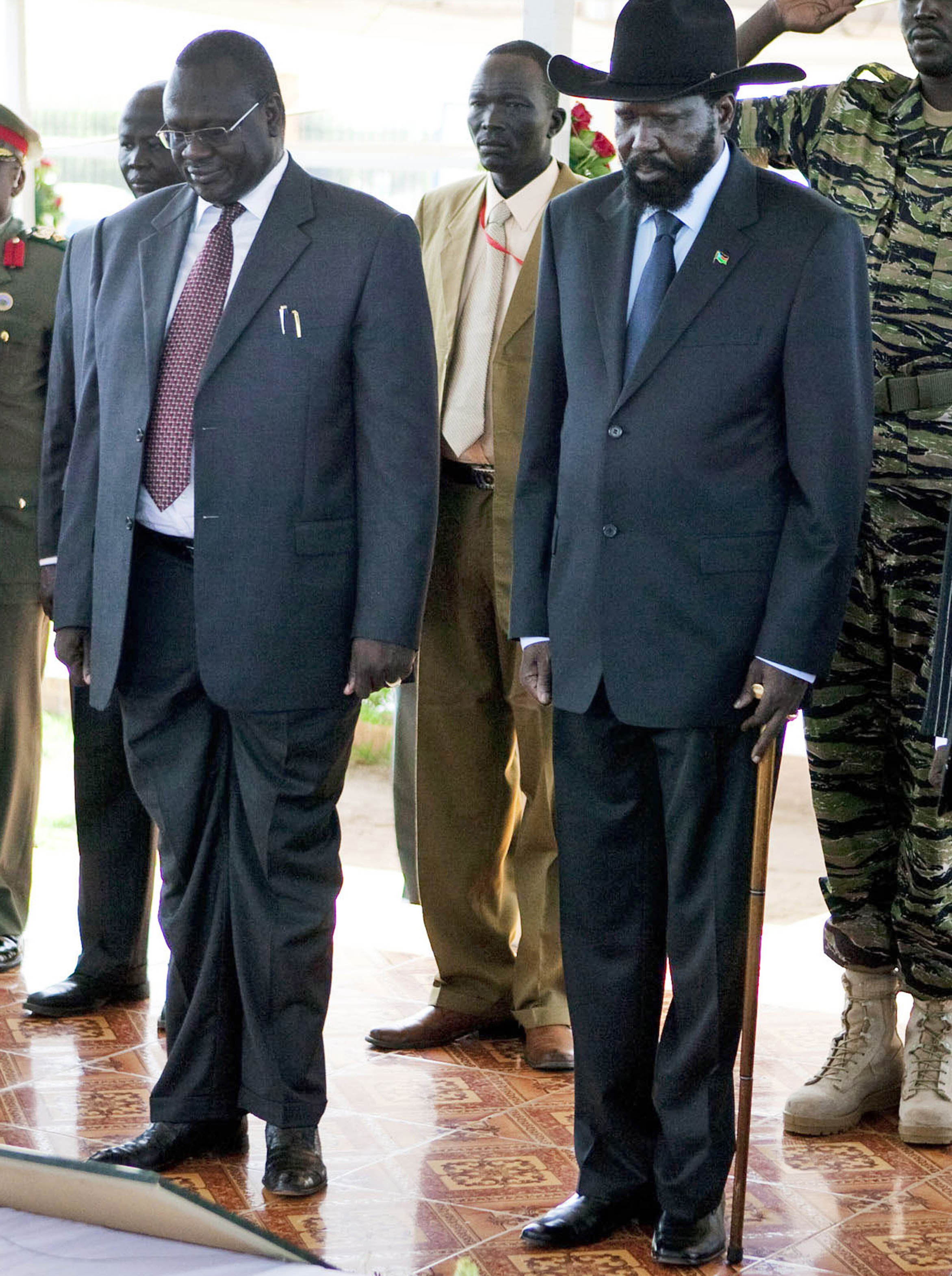 New Report on South Sudan: Spoils of War, Spoilers of Peace