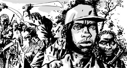 Graphic Novel Depicts Impact of LRA Violence in Congo