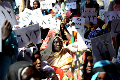 Sudan Consultations Marred By Parties' Involvement