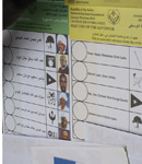 Real Time Observations Direct From Sudanese Voters
