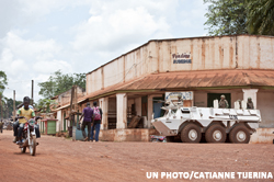 Insecurity Persists Across the Central African Republic