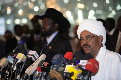Sudan, South Sudan Presidents Meet into the Night with Deal Still Elusive