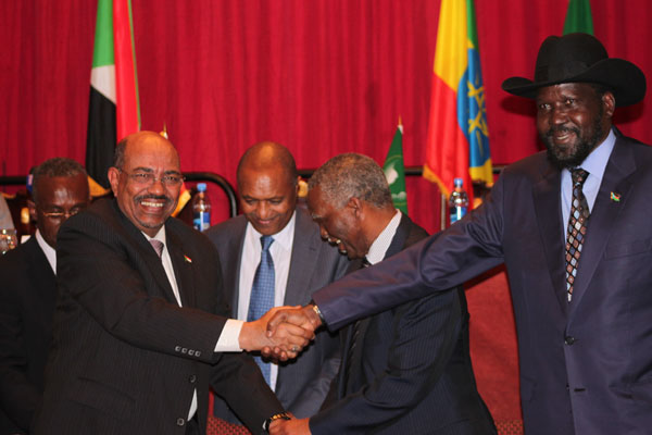 Sudan, South Sudan Agree on Oil and Security Arrangements ...