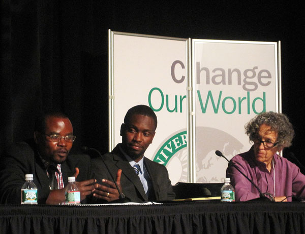 Clark U's Congo Summit Draws Hundreds of Activists