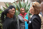 Secretary Clinton Gets It Right: Women are Key to Africa's Future