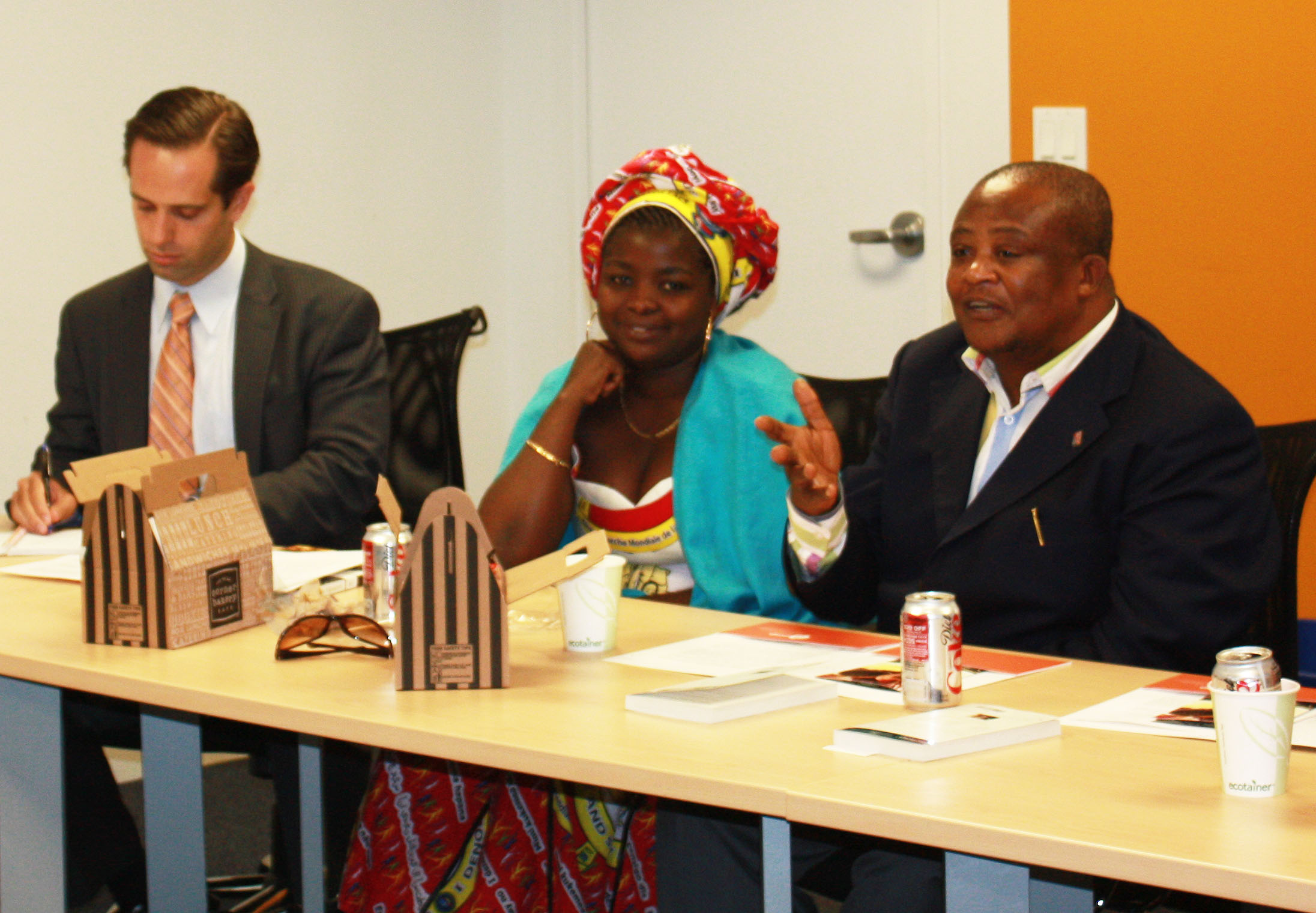Congolese Activists Bring a Local Perspective to D.C.