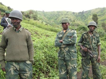 M23 Rebels Leave Goma Ahead of Negotiations
