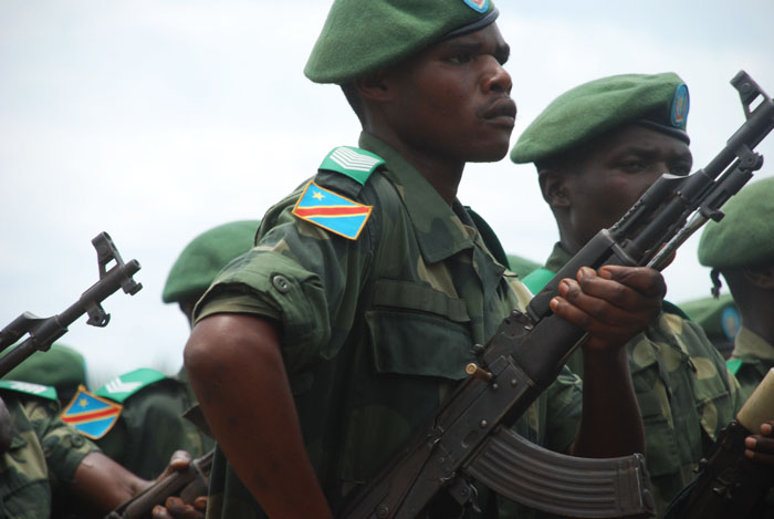 Military Subversion in Congo?