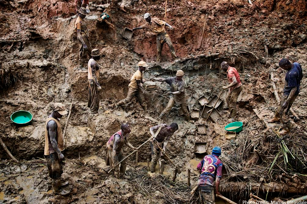 New Congo Report: Congo's Conflict Gold Rush and How to Counter it