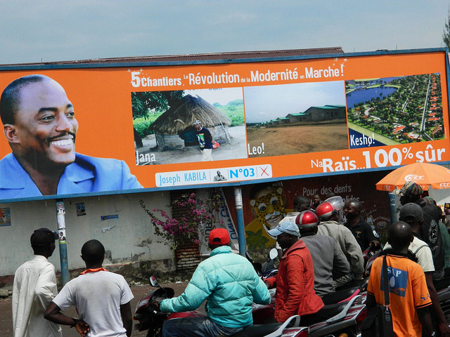 Opposition Candidate's Statements Bolster Media Repression in Congo?