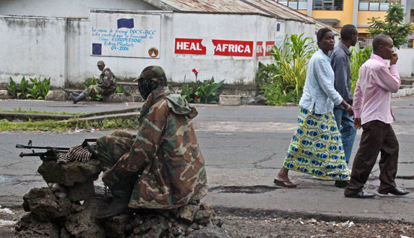 Key Eastern Congo City Falls to Rebels: A View from the Ground